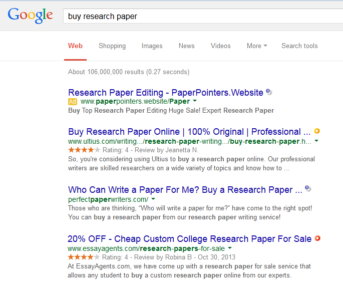 Buy research websites